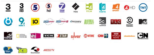 TV-kanaler från Boxer gratis | Gratishuset