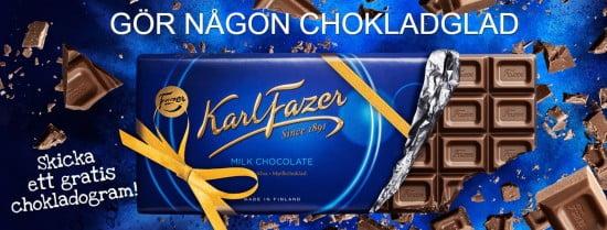 Fazer choklad