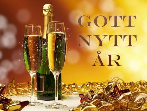 vykort gott nytt år Skicka nyårskort gratis | Gratishuset vykort gott nytt år